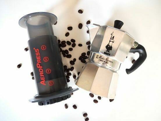 أفضل ماكينة قهوة بدون كبسولات