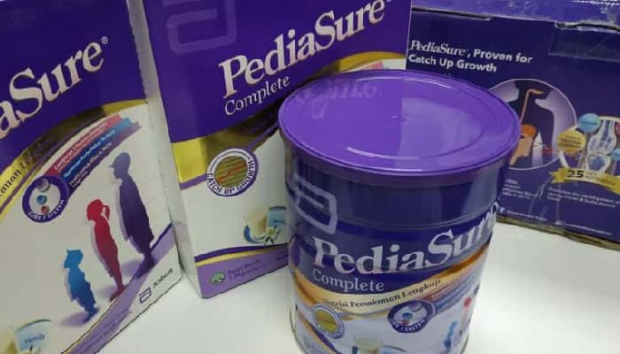 استخدام حليب بدياشور للاطفال