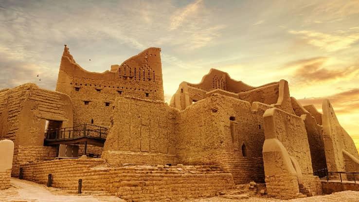 الدرعية-التاريخية-في-الرياض