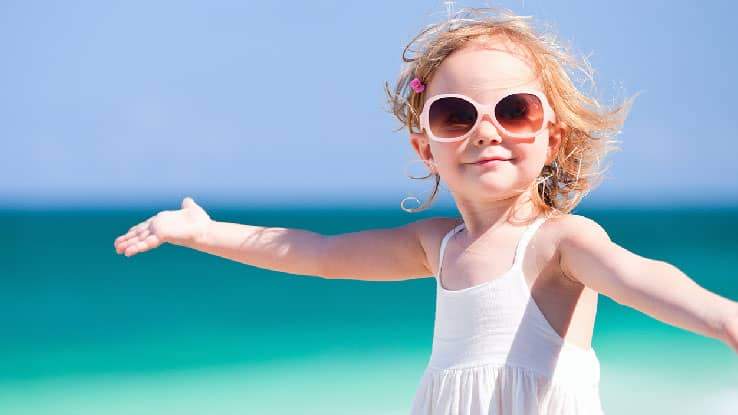 النظارات الشمسية للبنات 2021