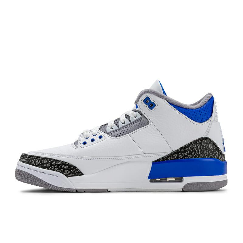 حذاء رياضي Retro 3 من جوردان، حذاء نايك الجديد