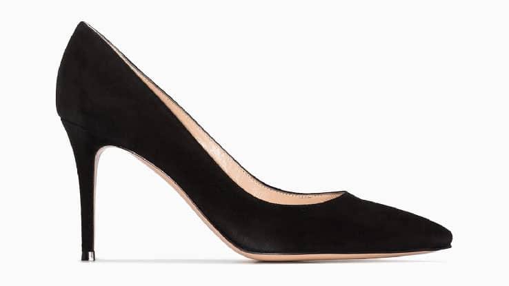 حذاء كعب عالي للبنات من جيانفيتو روسي