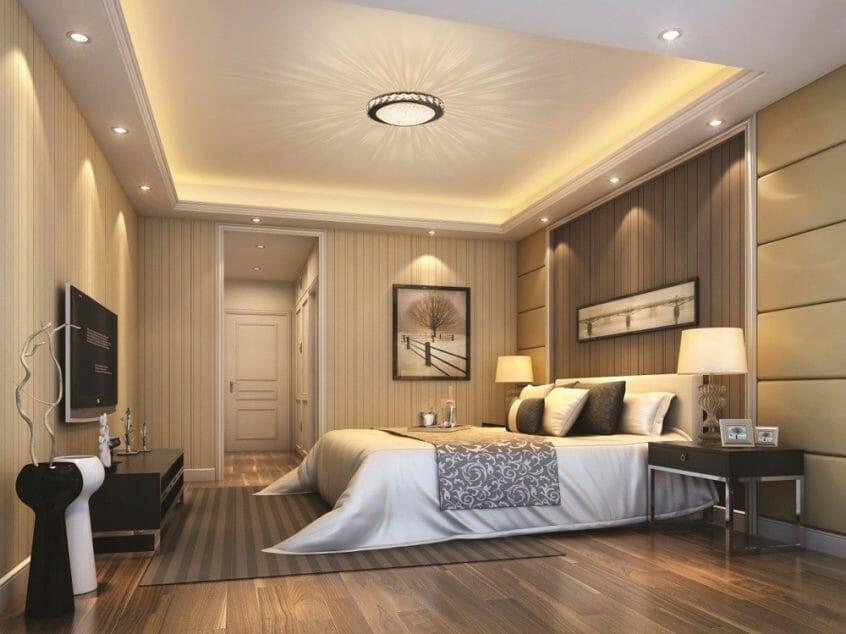 افضل تصاميم ديكورات غرف النوم