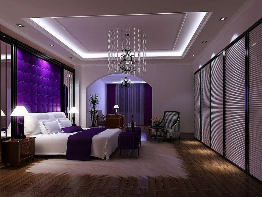 ديكور غرف نوم 2020