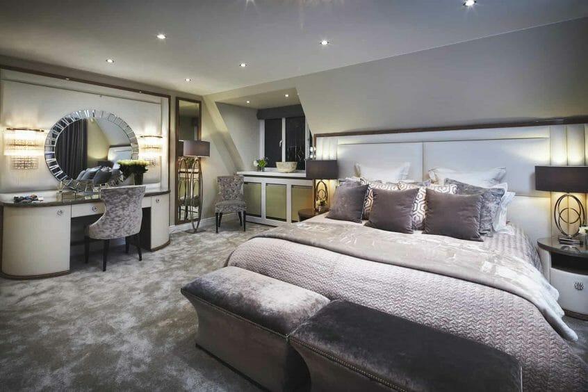 اجمل ديكورات غرف النوم
