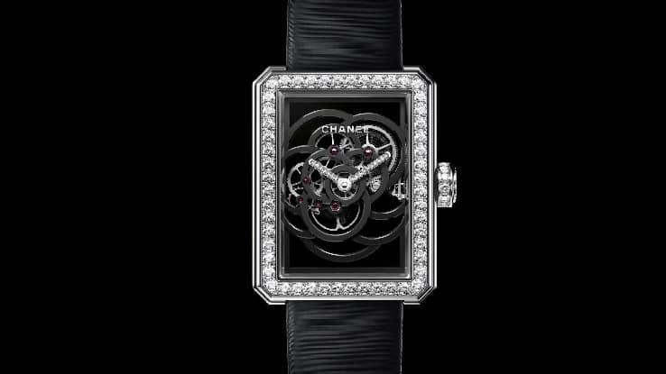 ساعة-شانيل-النسائية