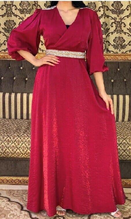 فستان محجبات تركي