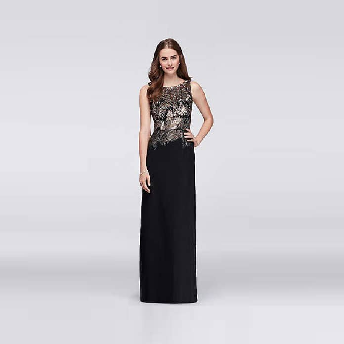 فستان-أسود-رسمي