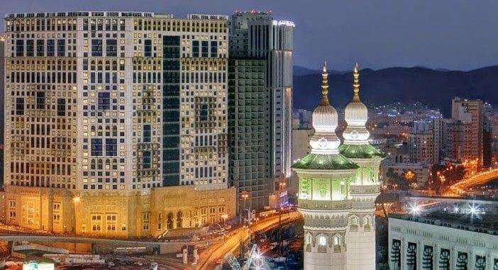 حجز فنادق مكة اجودا