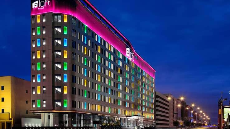 فندق الوفت الرياض