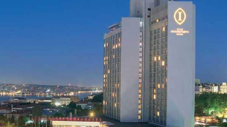 فندق انتركونتيننتال إسطنبول
