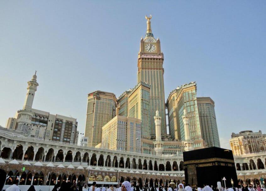 اجمل الفنادق في مكة المكرمة 2021