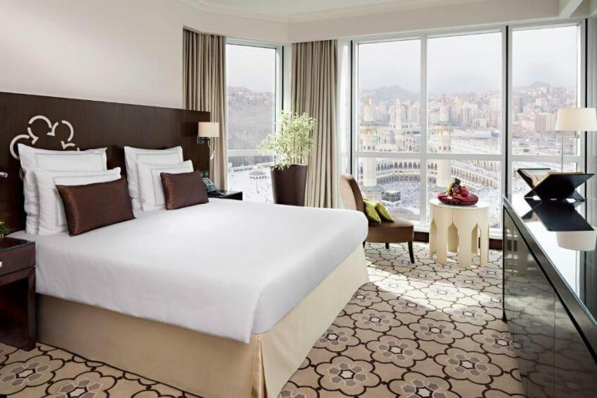 اجمل فندق في مكة المكرمة