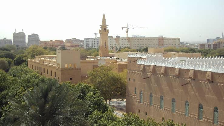 قصر المربع