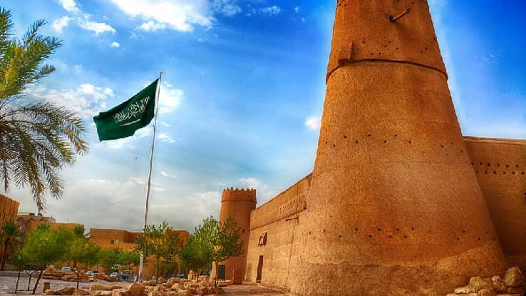 قلعة المصمك في الرياض