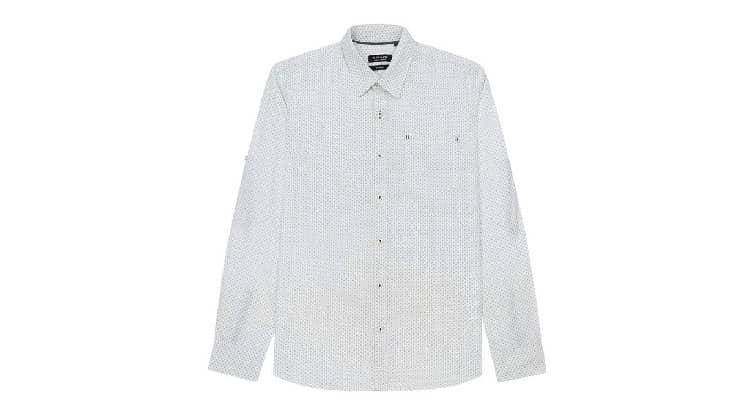 قميص بونوبوس ناعم بأزرار لأسفل