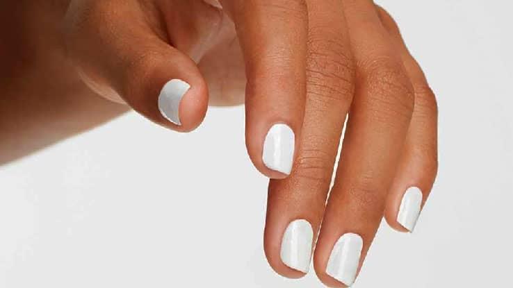 لون-أبيض
