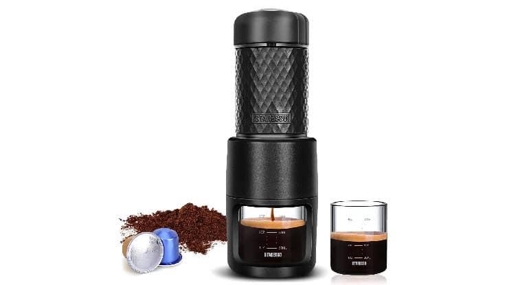 ماكينة القهوة STARESSO