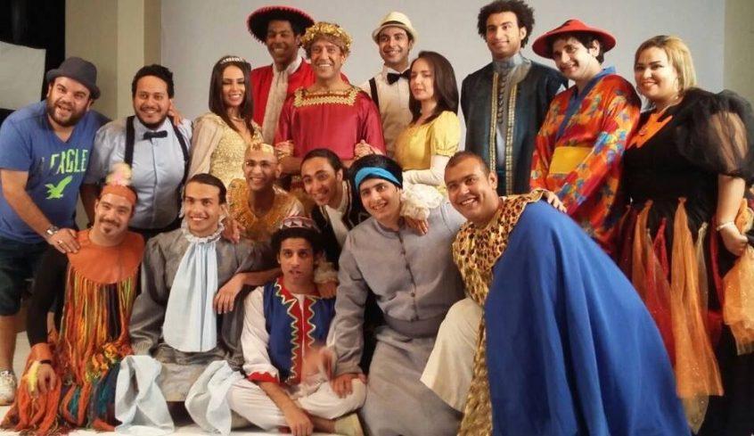 مشاهده مسرح مصر