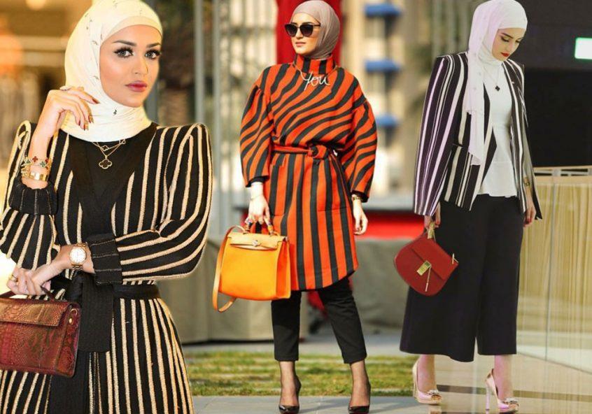 ملابس بنات محجبات للعيد 2021