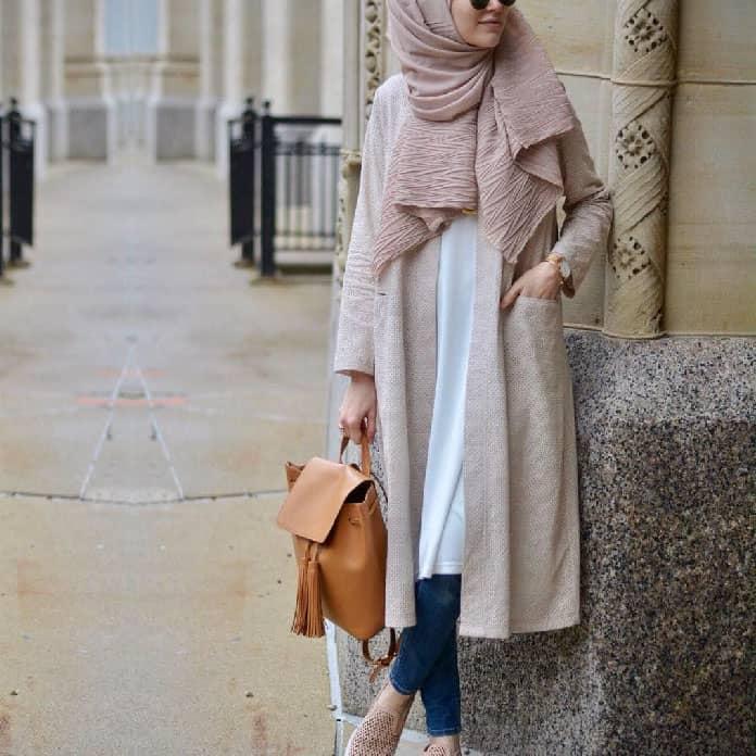 ملابس محجبات كاجوال للصيف