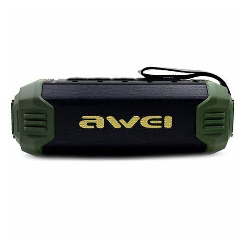 1- مكبر صوت محمول Y280 يعمل بالبلوتوث أسود/أخضر بسعر : جنيه 650.00