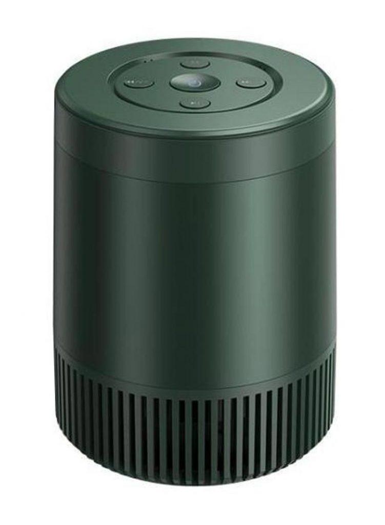 7- مكبر صوت بلوتوث JR-M09 أخضر بسعر : جنيه 249.00