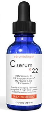 3- سيروم C 22 من serumtologie بسعر 258 ريال سعودي