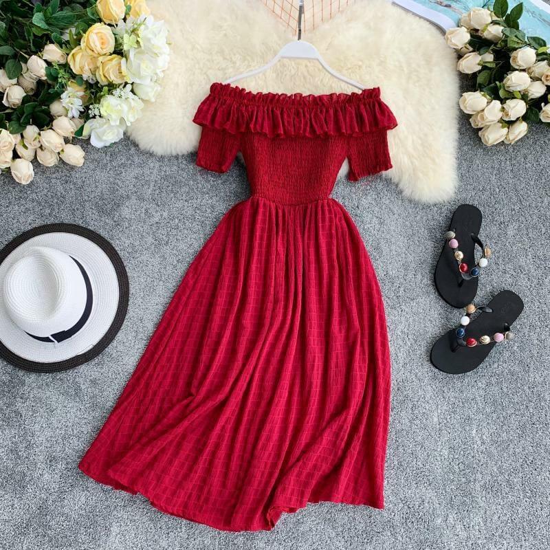 تطبيق اجمل عروض فساتين Ajmall Dresses Offer & Deals