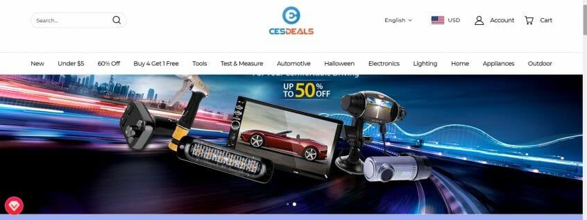 Get Cesdeals discount code, Cesdeals offers & Cesdeals coupons