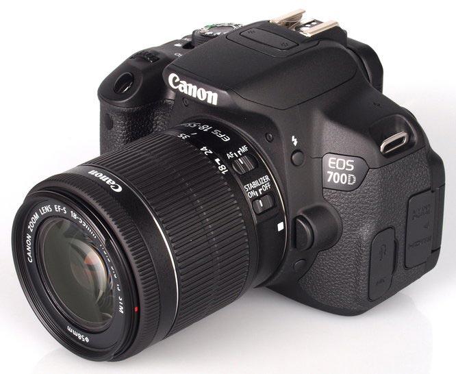 أشهر كاميرا كانون