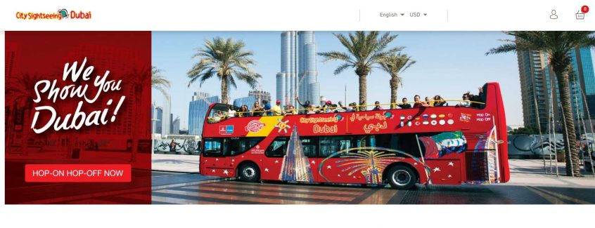 How  to use my City sightseeing Dubai promo code, City sightseeing Dubai coupon & City sightseeing Dubai discount code to book at City sightseeing Dubai