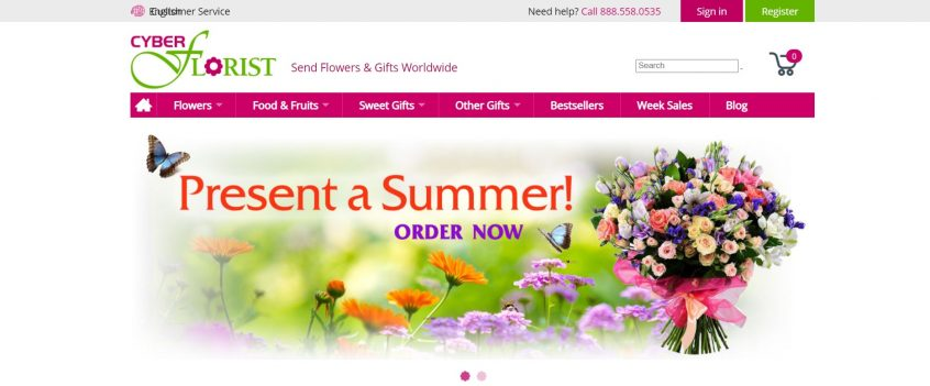 Cyber Florist review -  How to use my Cyber Florist promo code & Cyber Florist coupon code and Cyber Florist discount code & Cyber Florist coupons