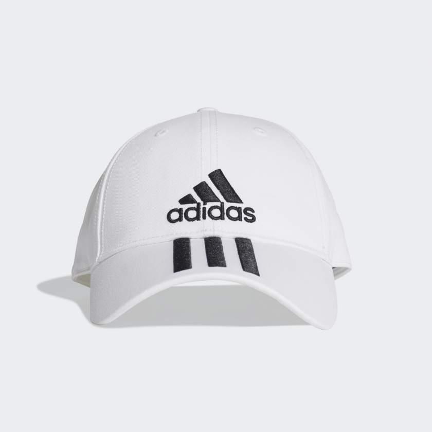 1- قبعة SIX-PANEL CLASSIC 3-STRIPES بسعر : ر.س. 73٫00