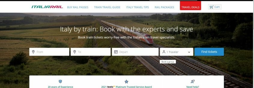 How to use my Italiarail promo codes, Italiarail coupons & Italiarail offers