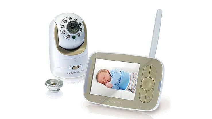 افضل كاميرا مراقبة الاطفال