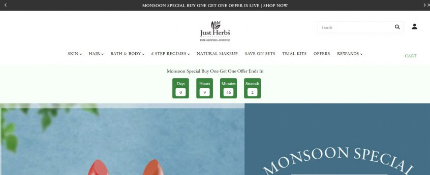 How to use my Just Herbs coupon codes, Just Herbs discount codes & Just Herbs offers to shop at Just Herbs UAE and many more