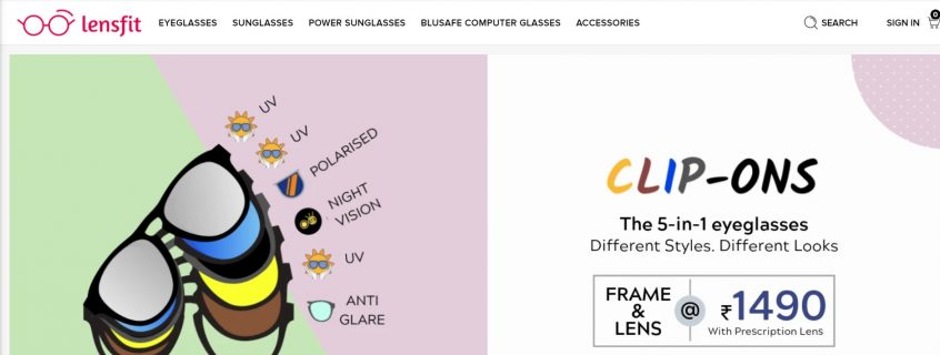 How to use my Lensfit discount codes?