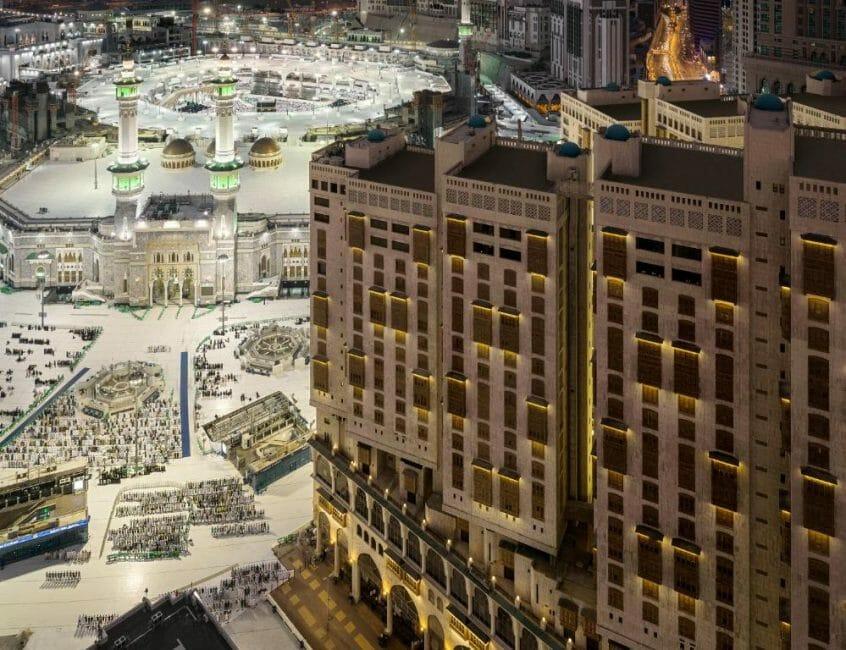 حجز فنادق في مكة المكرمة.
