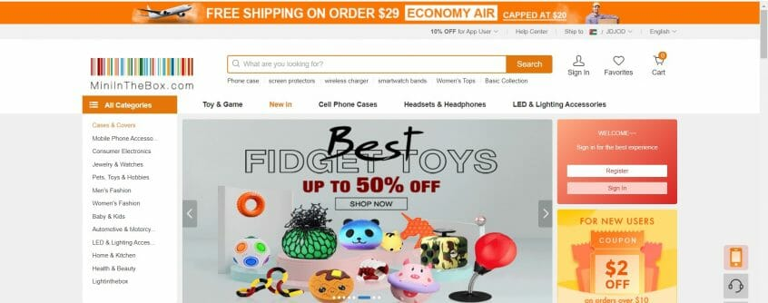 Almowafir has the latest MiniintheBox deals, MiniintheBox coupon code & MiniintheBox promo codes to shop at GCC and more.