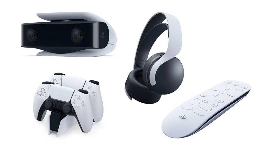 ملحقات PlayStation 5
