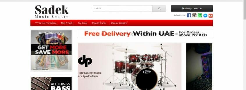 How to use my Sadek coupons, Sadek promo codes & Sadek offers to shop at Sadek Dubai, GCC & KSA and more