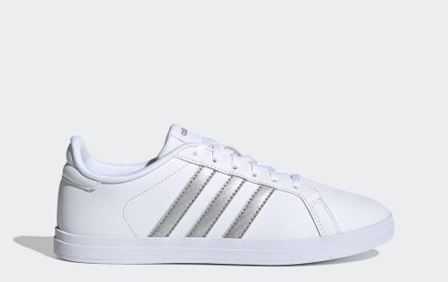 3- حذاء كورت بوينت إكس - أبيض / فضي بسعر : ر.س. 216٫00