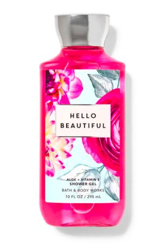 جل الاستحمام Hello Beautiful