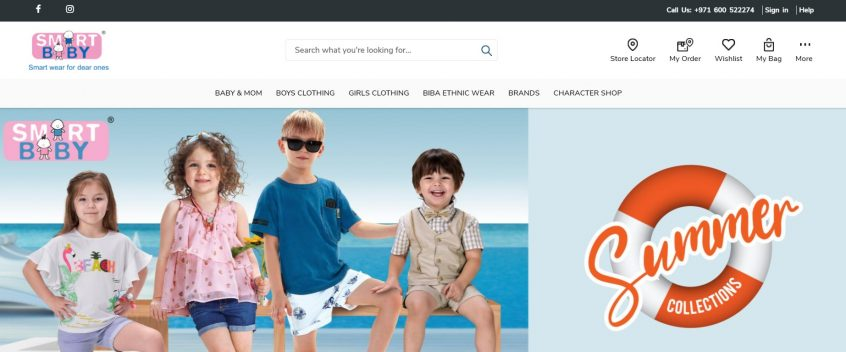 Smart Baby online - How to use my Smart Baby offers & Smart Baby coupons to shop at Smart Baby UAE, KSA & Smart Baby Dubai and many more.