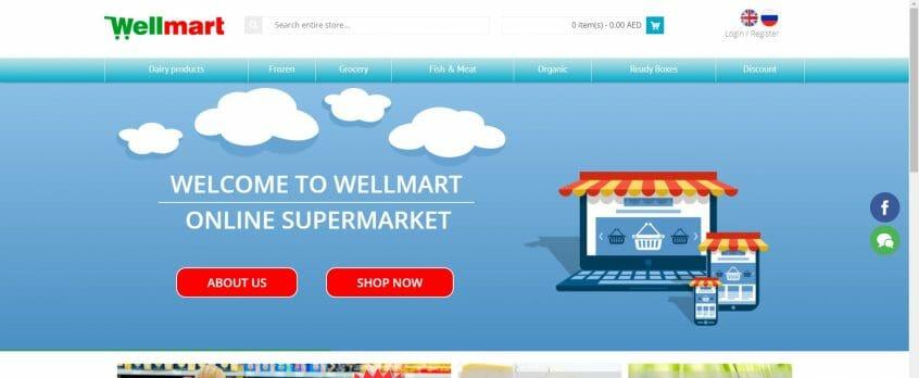 Wellmart online - Wellmart promo codes & Wellmart coupon codes to shop at Walmart UAE, Wellmart KSA, GCC & Wellmart Dubai and many more.