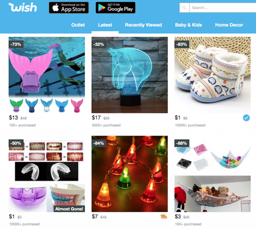Wish App - How to user your Wish promo codes & Wish discount codes for shopping from Wish UAE & Wish Dubai