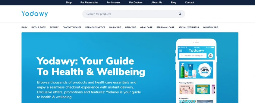 How to use my Yodawy promo code, Yodawy coupons & Yodawy deals to shop from Yodawy app & Yodawy pharmacy delivery