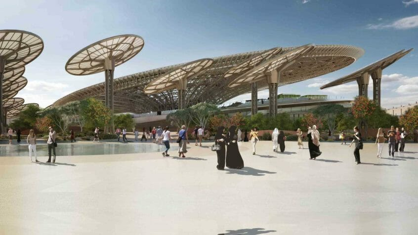 عروض اكسبو دبي 2020: تيرا جناح الاستدامة Terra – The Sustainability Pavilion