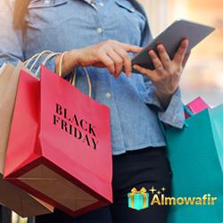 black friday offers , best shopping discounts UAE Almowafir.com
